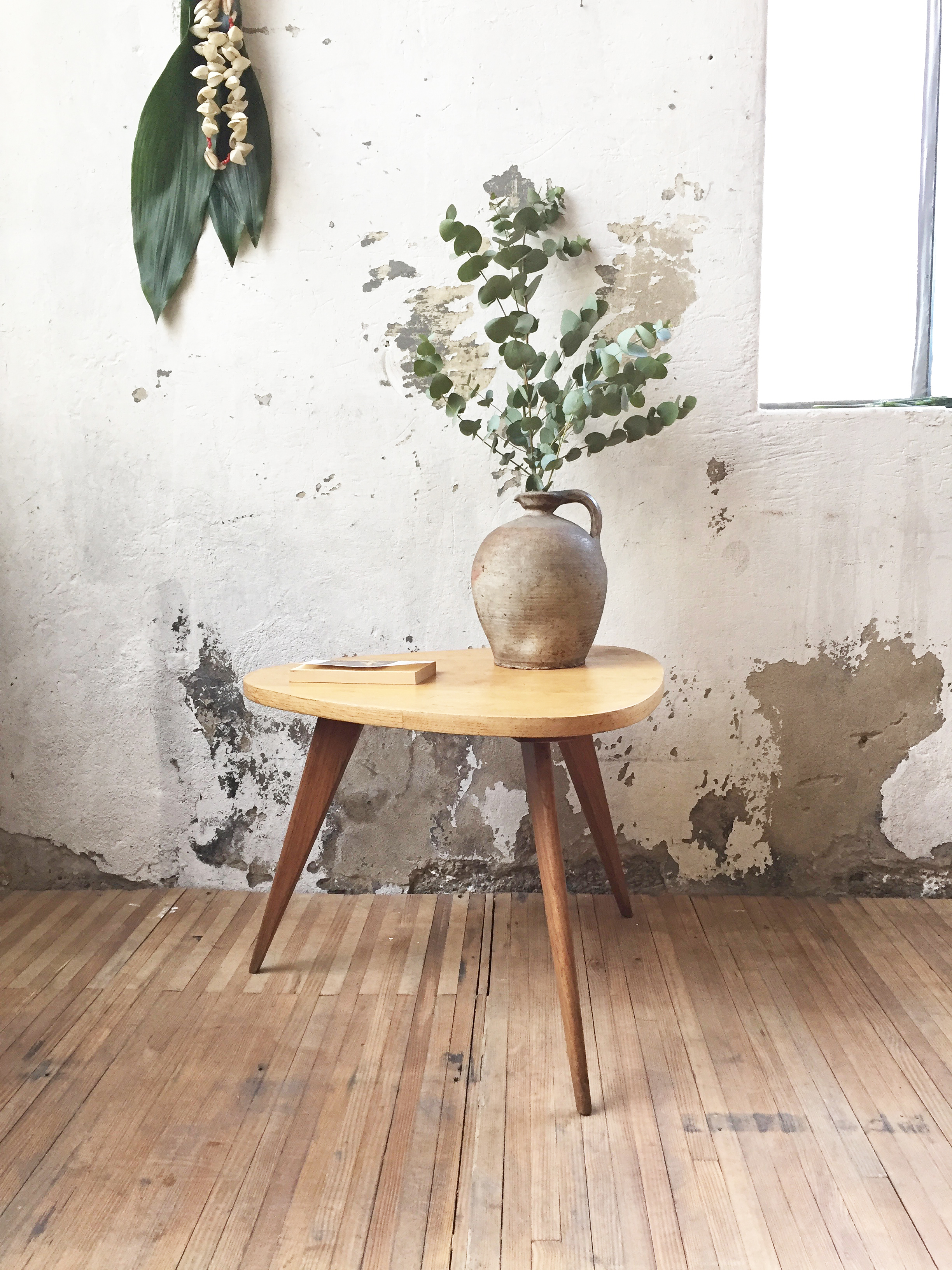 Tripode Mein – Basse Table Vintage Lieber PXTiOkZu