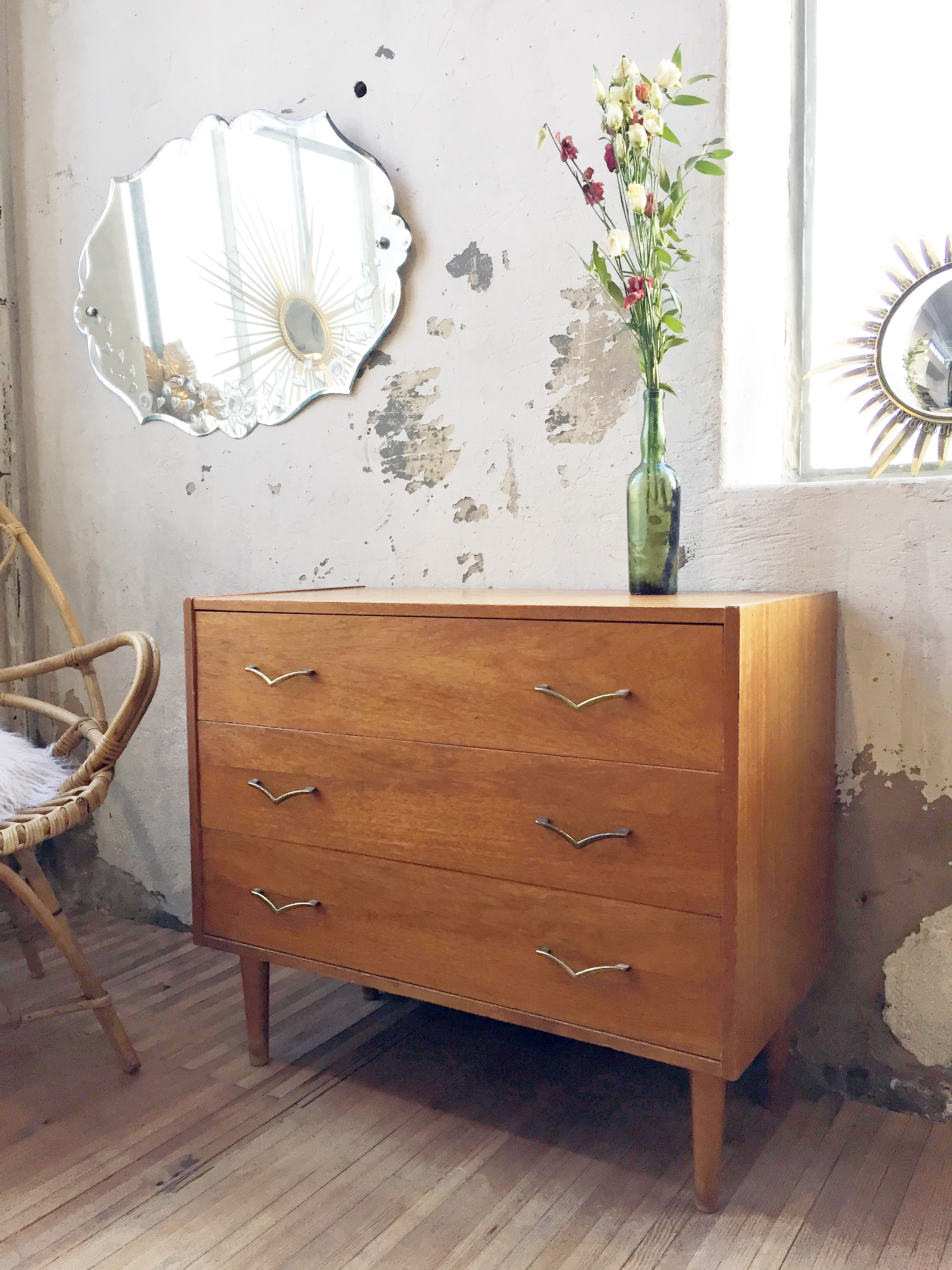 Petite Commode Vintage Mein Lieber