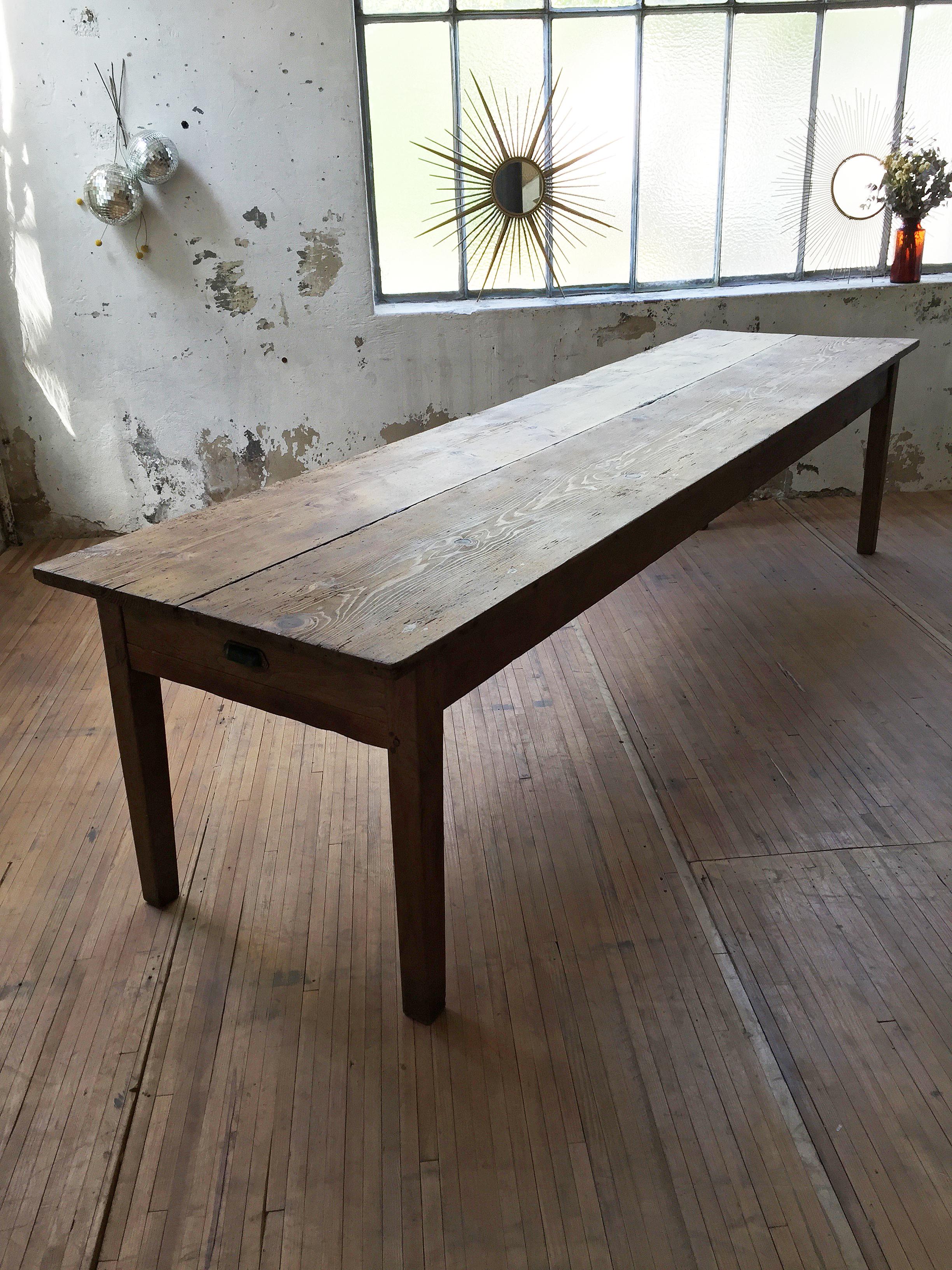table de ferme XXL – Mein Lieber